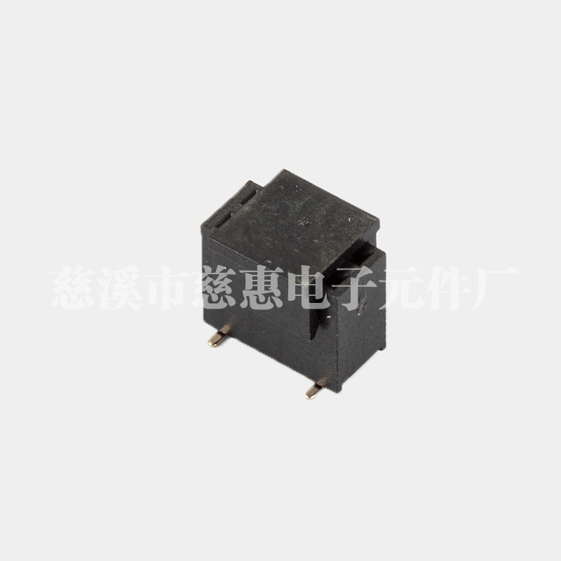 PH2.54-H5.0/7.1/8.5-2x4P-中间空4P-SMT排母